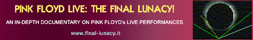 Pink Floyd Live: The Final Lunacy